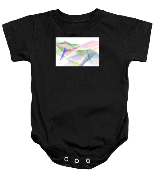 Baby Onesie - Abstract 9598