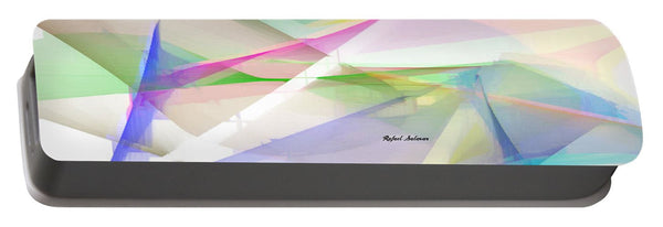 Portable Battery Charger - Abstract 9598