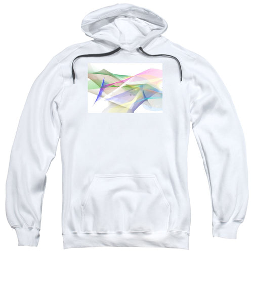 Sweatshirt - Abstract 9598