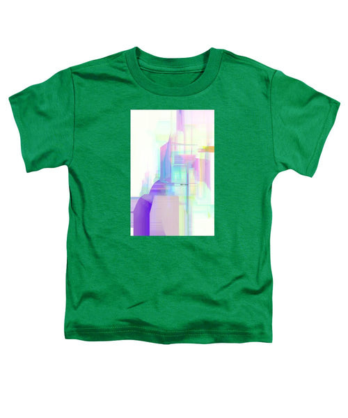 Toddler T-Shirt - Abstract 9599