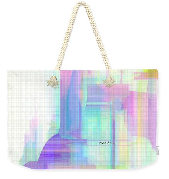 Weekender Tote Bag - Abstract 9599