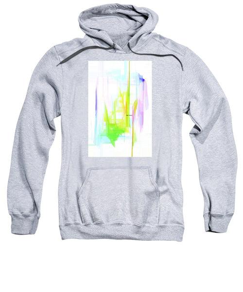Sweatshirt - Abstract 9615