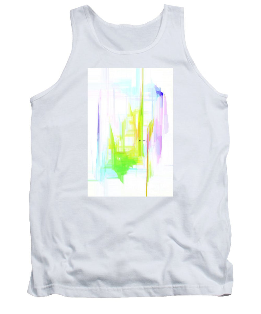 Tank Top - Abstract 9615