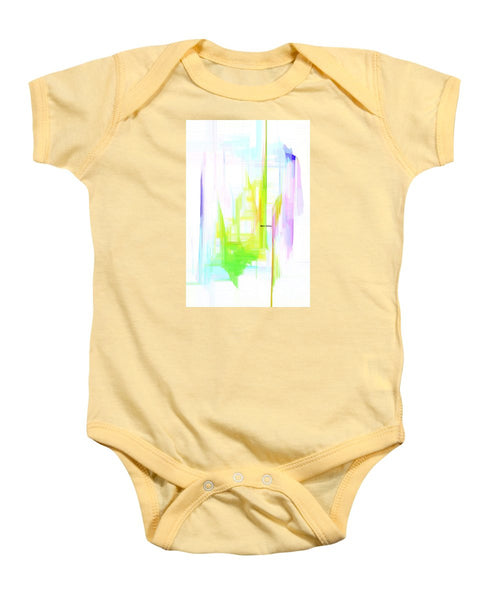Baby Onesie - Abstract 9615