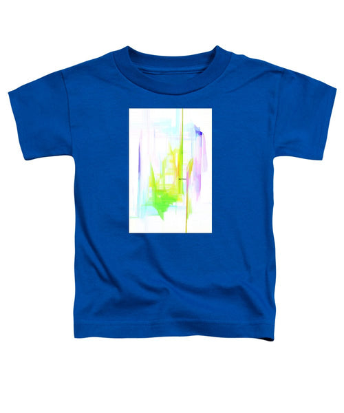 Toddler T-Shirt - Abstract 9615