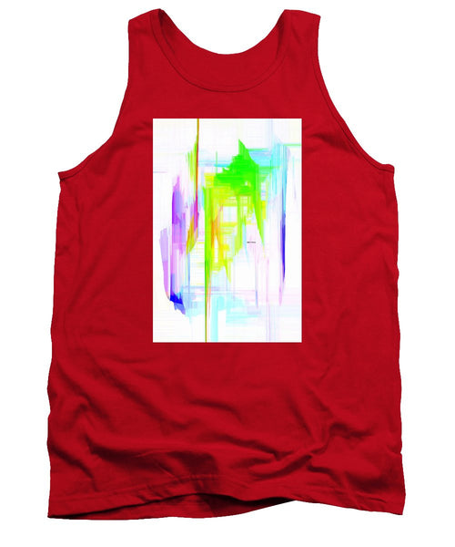 Tank Top - Abstract 9616