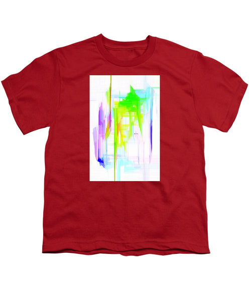 Youth T-Shirt - Abstract 9616