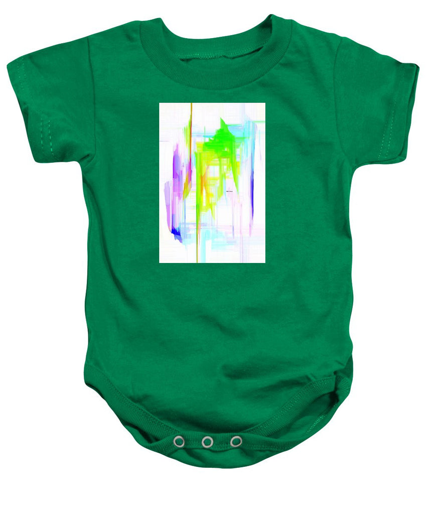 Baby Onesie - Abstract 9616