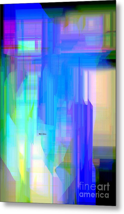 Metal Print - Abstract 962