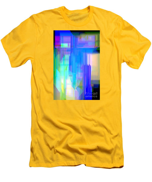 Men's T-Shirt (Slim Fit) - Abstract 962