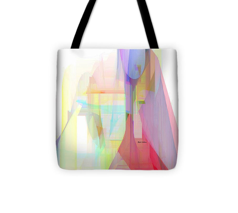 Tote Bag - Abstract 9625