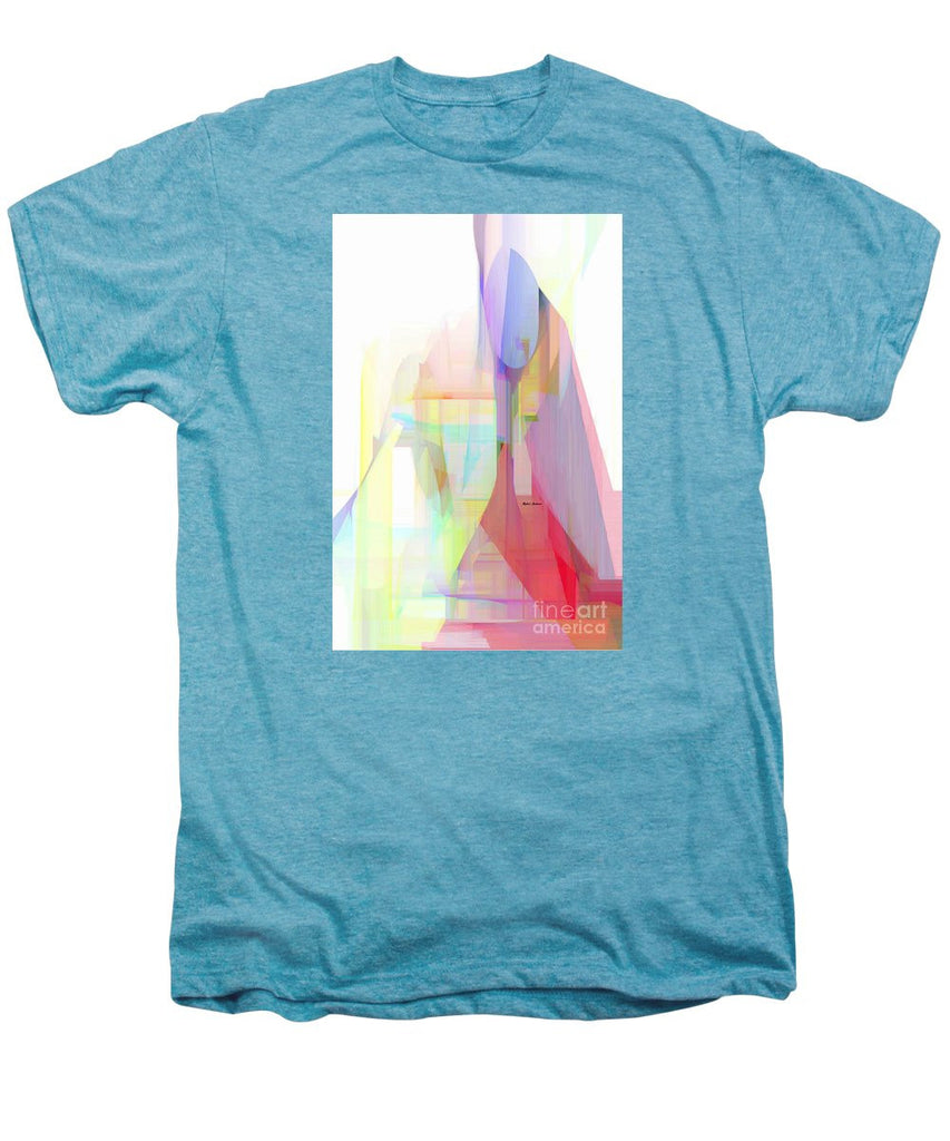Men's Premium T-Shirt - Abstract 9625