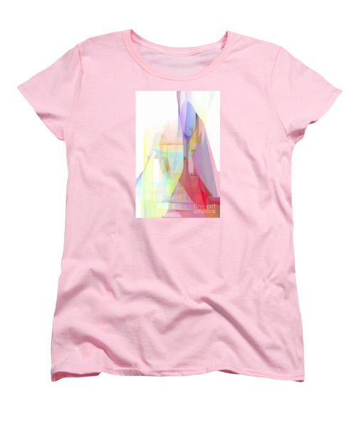 Women's T-Shirt (Standard Cut) - Abstract 9625