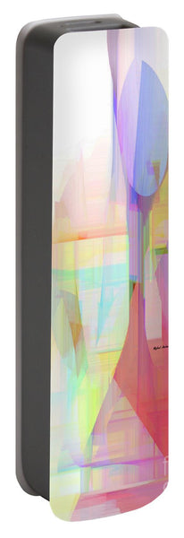 Portable Battery Charger - Abstract 9625