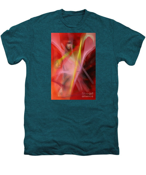 Men's Premium T-Shirt - Abstract 9626