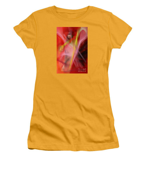 Women's T-Shirt (Junior Cut) - Abstract 9626