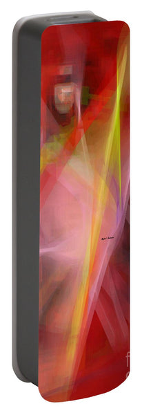 Portable Battery Charger - Abstract 9626