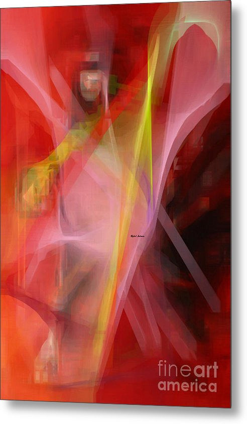 Metal Print - Abstract 9626