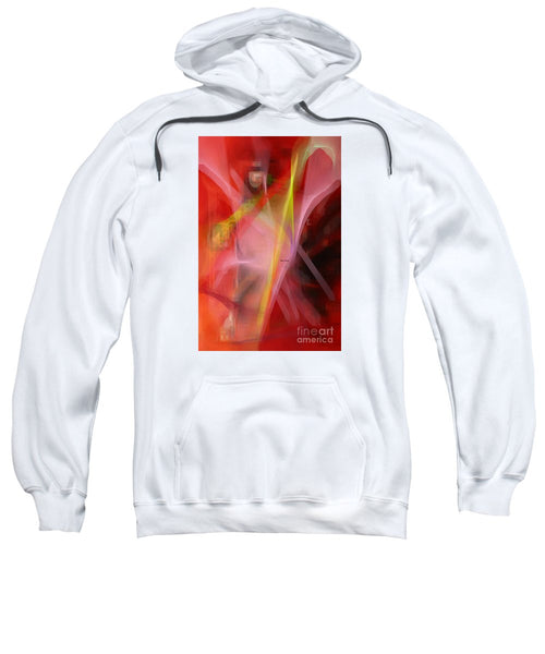 Sweatshirt - Abstract 9626