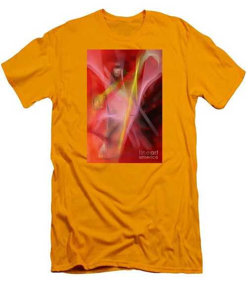 Men's T-Shirt (Slim Fit) - Abstract 9626