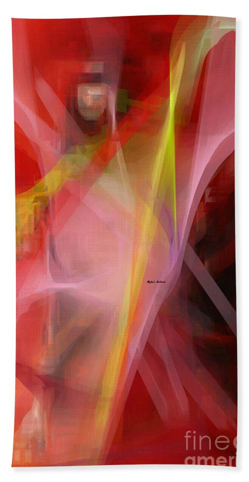 Towel - Abstract 9626