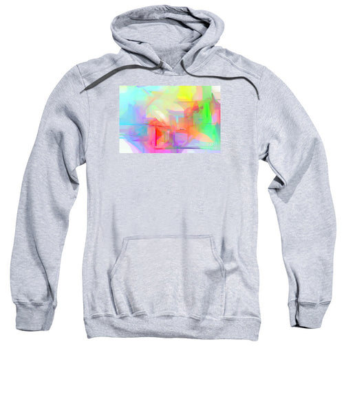 Sweatshirt - Abstract 9627-001