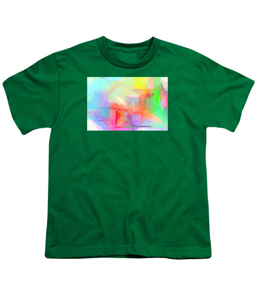 Youth T-Shirt - Abstract 9627-001