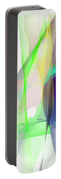 Portable Battery Charger - Abstract 9627