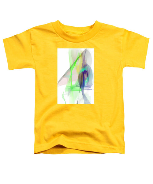 Toddler T-Shirt - Abstract 9627