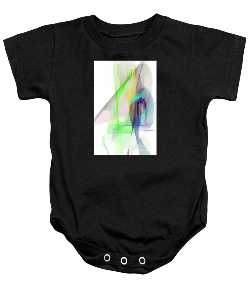 Baby Onesie - Abstract 9627