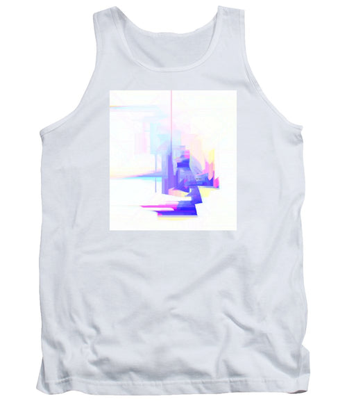 Tank Top - Abstract 9628