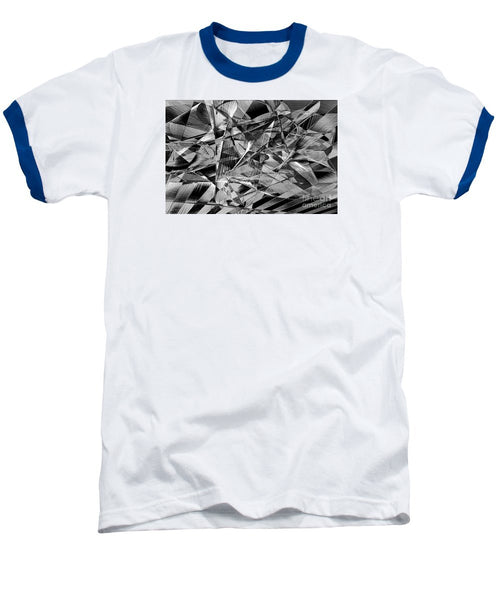 Baseball T-Shirt - Abstract 9637