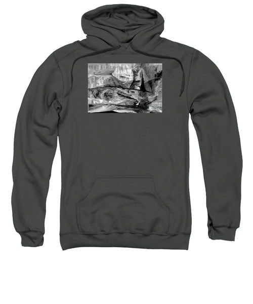 Sweatshirt - Abstract 9640