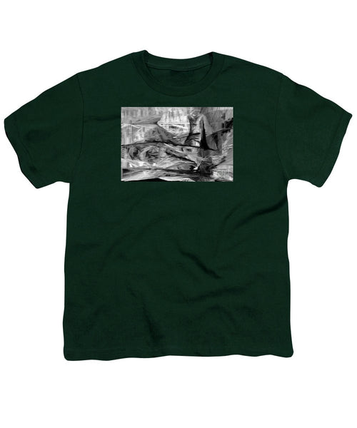 Youth T-Shirt - Abstract 9640