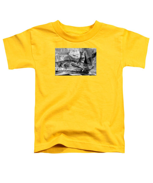 Toddler T-Shirt - Abstract 9640