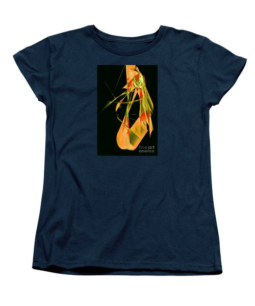 Women's T-Shirt (Standard Cut) - Abstract 9643