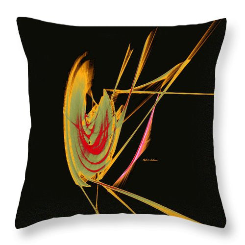 Throw Pillow - Abstract 9644