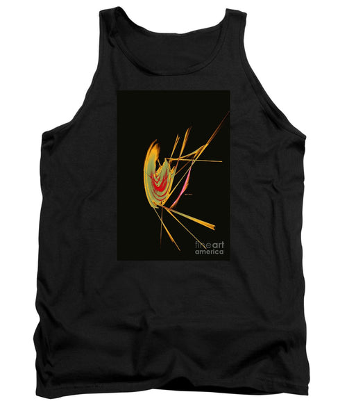 Tank Top - Abstract 9644