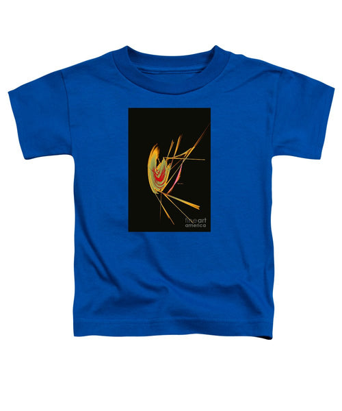 Toddler T-Shirt - Abstract 9644