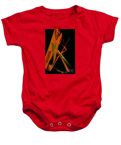 Baby Onesie - Abstract 9645