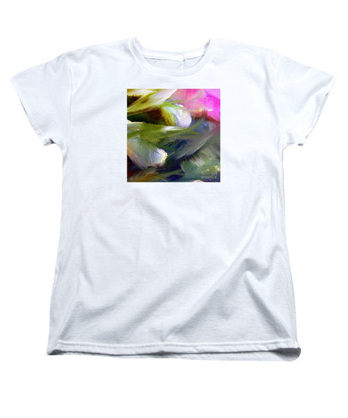 Women's T-Shirt (Standard Cut) - Abstract 9646