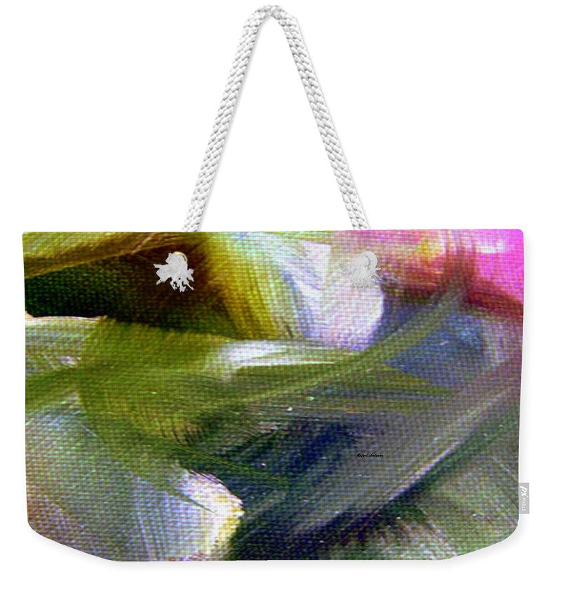 Weekender Tote Bag - Abstract 9646
