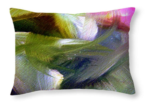 Throw Pillow - Abstract 9646