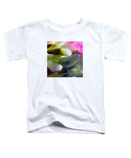 Toddler T-Shirt - Abstract 9646