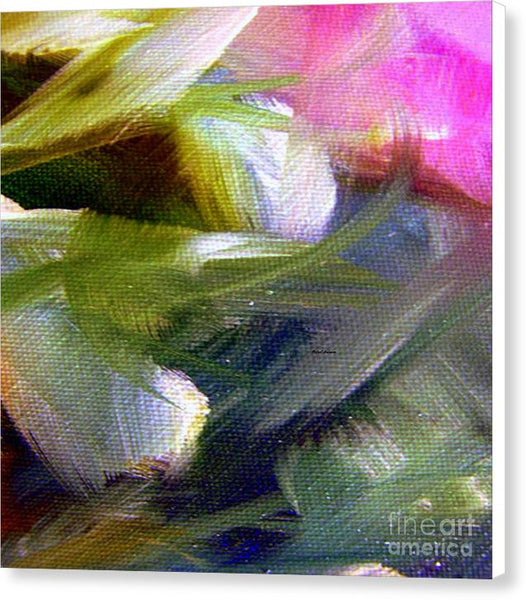 Canvas Print - Abstract 9646