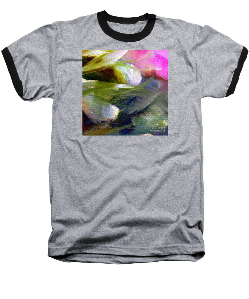 Baseball T-Shirt - Abstract 9646