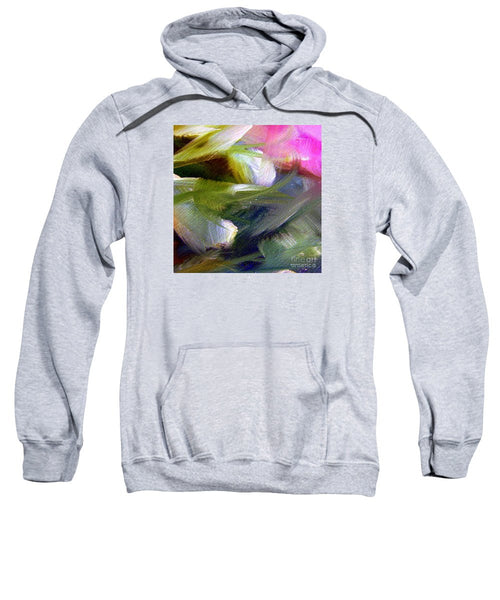 Sweatshirt - Abstract 9646