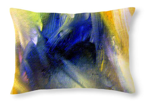 Throw Pillow - Abstract 9649