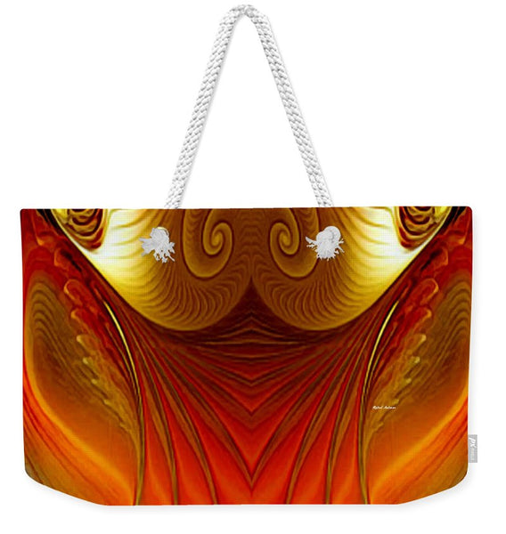 Weekender Tote Bag - Abstract 9712