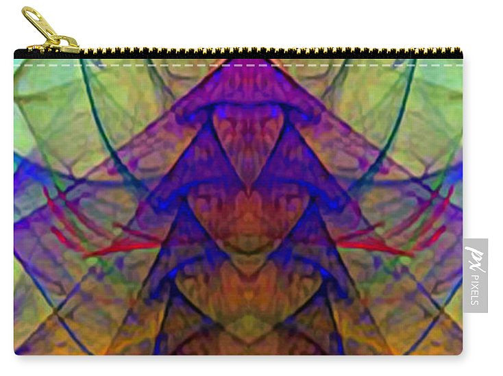 Carry-All Pouch - Abstract 9714